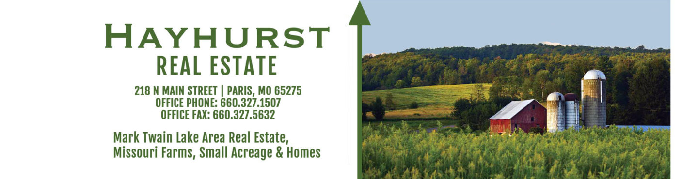 1209 County Road 1465 | Moberly, MO